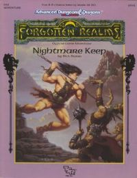 Nightmare_Keep_(D&D_module)